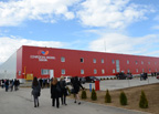 1.Otvaranje fabrike Confezioni Andrea