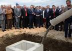 4.Postavljanje kamen temeljca za rusku firmu North Karton
