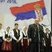 Постављање воштане фигуре Владимира Путина - 23/03/2016