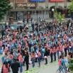 У центру Јагодине одржан традиционални плес матураната основних и средњих школа