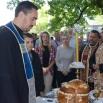 Поводом Свете Тројице у Кончареву традиционално одржане литије