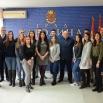 У Скупштини града Јагодине одржана је конференција за новинаре поводом студијског путовања студената у Беч