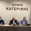Градоначелник Катерини приредио пријем за српску делегацију на челу са Драганом Марковићем Палмом