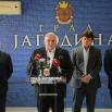 Одржана конференција за новине поводом одласка привредно политичке делегације града Јагодине у Египат