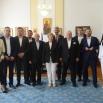 Драган Марковић Палма са јагодинском делегацијом у посети Солуну