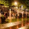 Прелеп амбијент излетишта Поток не оставља равнодушним ни бројну публику ни извођаче на летњој сцени