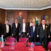 Председник Скупштине града Јагодина Драган Марковић Палма  са делегацијом посетио је општину Ковачевци у Бугарској