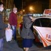 Град Јагодина обезбедио бесплатан такси превоз и помоћ волонтера