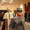 Фигура Милунке Савић постављена у Музеју воштаних фигура у Јагодини