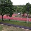 У насељу Сарина међа нови спортски терен са тартан материјалом за отворене просторе