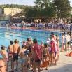 Протеклог петка у Аква парку, одржано отворено пливачко такмичење