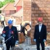Председник Скупштине  града  Јагодина  обишао  радове  на изградњи  новог вртића
