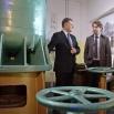 """У јагодинској фабрици воде """"Извориште Рибаре"""" одржан састанак високе делегације немачке државне банке KFW, представника локалне самоуправе и Јавног предузећа Стандард"""