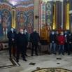 Председник Скупштине града Јагодина Драган Марковић Палма присуствовао је обележавању Бадње вечери у храму Светог Јована Крститеља у Кончареву