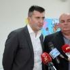 Министар за рад, запошљавање, борачка и социјална питања Зоран Ђорђевић у посети Јагодини