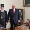 Председник Скупштине града Јагодина посетио Његову светост патријарха Иринеја