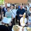 Празник Свете Тројице обележен литијом у Кончареву