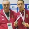 Два сребра за Ковачевића