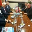 Председник Скупштине града Јагодина Драган Марковић Палма угостио  политичко привредну делегацију из Турске