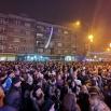 Дочекана православна Нова година на градском тргу у Јагодини