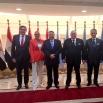 Председник Скупштине града Јагодине Драган Марковић Палма састао се у Египту са гувернером Црвеног мора