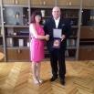 Председник Скупштине града Јагодине, Драган Марковић Палма у посети мађарском граду Баји