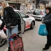 Град Јагодина организовао таксисте и волонтере да бесплатно превезу старије од 65 година од маркета до куће