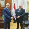 Председник Скупштине Града Јагодине у Египту разговарао са гувернером најпознатије регије Гиза